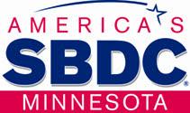 America SBDC Logo - Minnesota